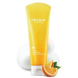 Frudia (Корея) Микропенка для умывания с цитрусом придающая сияние коже