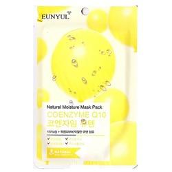 Тканевая маска для лица с коэнзимами Eunyul