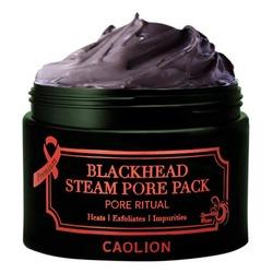 Разогревающая маска Blackhead Steam Pore Pack CAOLION (Корея)