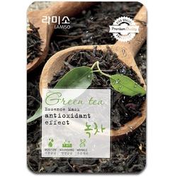 Маска для лица Premium с экстрактом зеленого чая La Miso