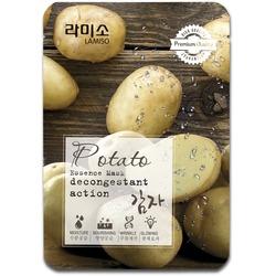 Маска для лица Premium с экстрактом картофеля La Miso