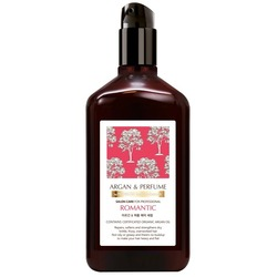 Парфюмированная сыворотка для волос с аргановым маслом аромат Romantic Pedison