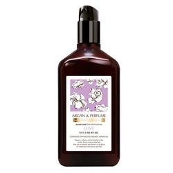 Парфюмированная сыворотка для волос с аргановым маслом аромат Love Pedison