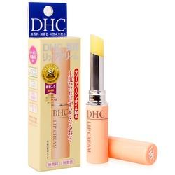 Лекарственный увлажняющий крем бальзам для губ DHC Lip Cream