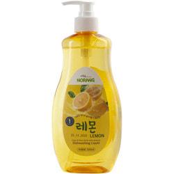 Жидкость для мытья посуды с ароматом лимона Norang Dishwashing Liquid