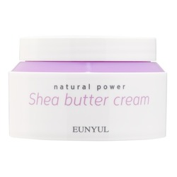 Крем с маслом ши Natural Power Shea Butter Cream Eunyul