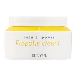 Питательный крем с прополисом Natural Power Propolis Cream Eunyul