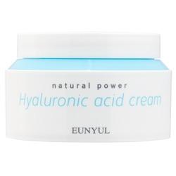 Крем с гиалуроновой кислотой Natural Power Hyaluronic Acid Cream Eunyul
