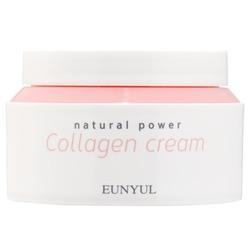 Крем с коллагеном Natural Power Collagen Cream Eunyul