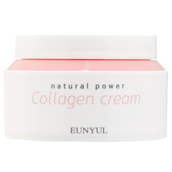 Крем с коллагеном Natural Power Collagen Cream Eunyul