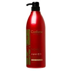 Кондиционер для волос с касторовым маслом Confume Total Hair rinse Welcos