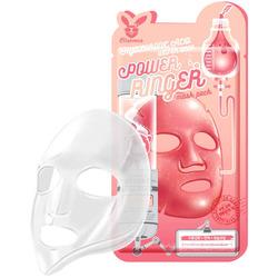 Увлажняющая тканевая маска для лица с гиалуроновой кислотой Aqua Deep Power Ringer Mask Pack Elizavecca