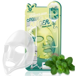 Тканевая маска для лица с экстрактом центеллы азиатской Elizavecca