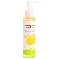 Гидрофильное масло с экстрактом лимона для снятия макияжа Lemon Sparkling Cleansing Oil Secret Key