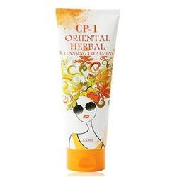 Маска для волос с экстрактами восточных трав CP-1 Oriental Herbal Cleansing Treatment Esthetic House