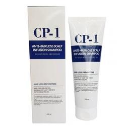 Шампунь против выпадения волос CP-1 Anti-Hair Loss Scalp Infusion Shampoo Esthetic House