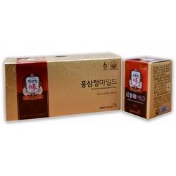 Экстракт красного корейского женьшеня с медом Cheong Kwan Jang