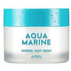 Глубокоувлажняющий минеральный крем Aqua Marine Mineral Deep Cream Apieu