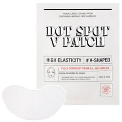 Маска для укрепления овала лица Dot Spot V Patch A'PIEU