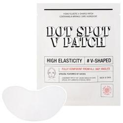 Маска для укрепления овала лица Dot Spot V Patch Apieu