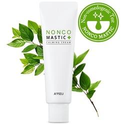 Успокаивающий крем для лица Nonco Mastic Calming Cream Apieu