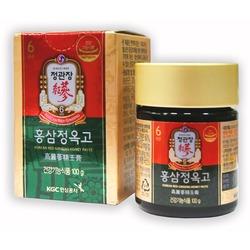 Медовая паста с экстрактом корейского красного женьшеня с травами Cheong Kwan Jang