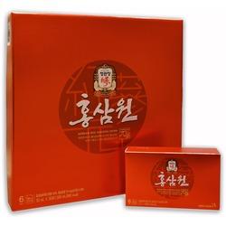 Безалкогольный негазированный напиток с экстрактом корейского красного женьшеня CheongKwanJang