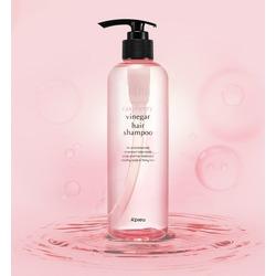 Шампунь с малиновым уксусом Raspberry Vinegar Hair Shampoo Apieu
