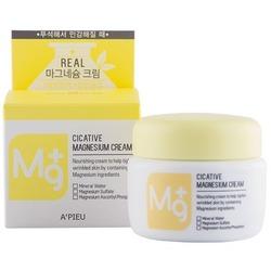 Крем для лица с магнием Cicative Magnesium Cream A'PIEU