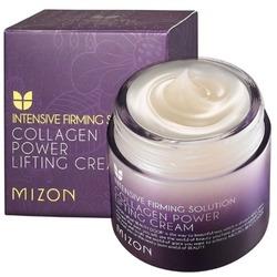 Коллагеновый лифтинг-крем для лица с антивозрастным эффектом Collagen Power Lifting Cream Mizon