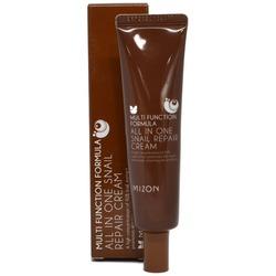 Крем для лица с 92% экстрактом улитки для проблемной кожи All in One Snail Repair Cream (Tube) Mizon