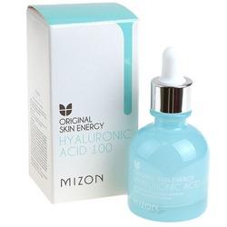 Сыворотка с гиалуроновой кислотой для интенсивного увлажнения Hyaluronic acid 100 Mizon