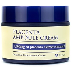 Концентрированный плацентарный крем Placenta Ampoule Cream Mizon