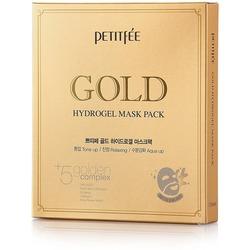 Гидрогелевая маска для лица с золотым комплексом Petitfee