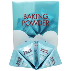 Скраб в пирамидках для очищения кожи лица с содой Baking Powder Crunch Pore Scrub Etude House