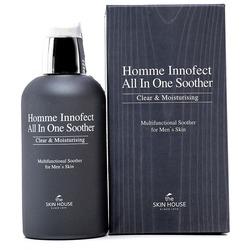 Многофункциональное средство для ухода за мужской кожей Homme Innofect The Skin House