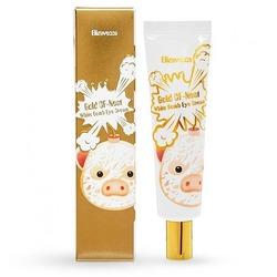 Крем для глаз с экстрактом ласточкиного гнезда Gold CF-Nest White Bomb Eye Cream Elizavecca