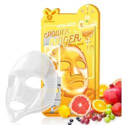 Витаминизированная тканевая маска для повышения упругости лица Vita Deep Power Ringer Mask Pack Elizavecca