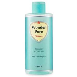 Очищающий тоник для проблемной кожи Wonder Pore Freshner Etude