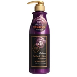 Шампунь для волос черная роза Confume Black Rose Ppt Shampoo Welcos
