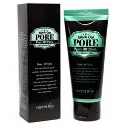 Маска-пленка для чистки пор Black Out Pore Peel-Off Pack Secret Key