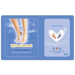 Маска для ног с гиалуроновой кислотой Mijin Foot Care Pack