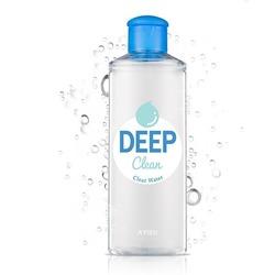 Мицеллярная вода для глубокого очищения Apieu