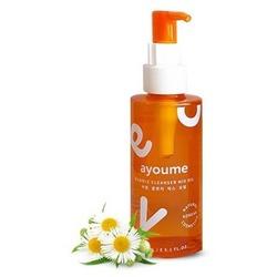 Гидрофильное масло-пенка для снятия макияжа лица Bubble Cleanser Mix Oil Ayoume
