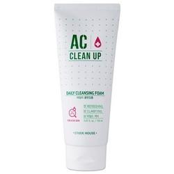 Пенка для проблемной кожи AC Clean Up Daily Acne Etude House