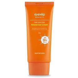 Увлажняющий солнцезащитный крем для лица SPF 50+/PA+++ Eyenlip