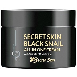 Многофункциональный крем для лица с муцином черной улитки Secret Skin