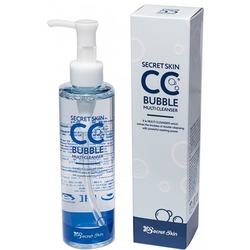 Средство для снятия макияжа, ВВ и СС кремов 2в1 Bubble Multi Cleanser Secret Skin