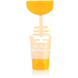 Питательная маска для блеска волос с экстрактом желтка и мёда May Island