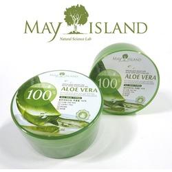Многофункциональный гель с экстрактом алоэ вера May Island